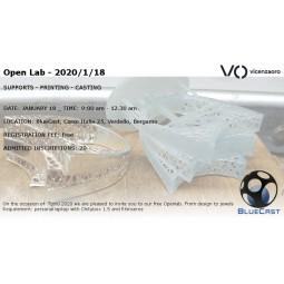 Open Lab 2020 - 8 Gennaio